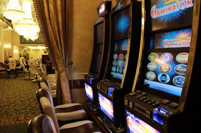 Гранд казино - лучшее азартное заведение СНГ