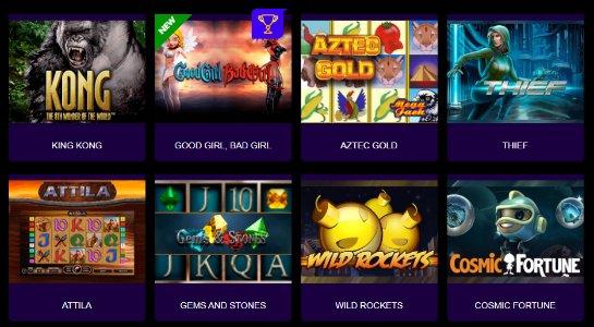 Cosmolot online casino