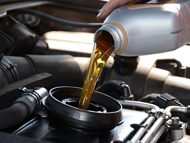 Автомобильное масло высшего качества