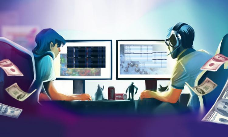 Ставки на киберспорт дота 2