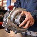 Качественный ремонт турбин с соблюдением всех технологичных процессов